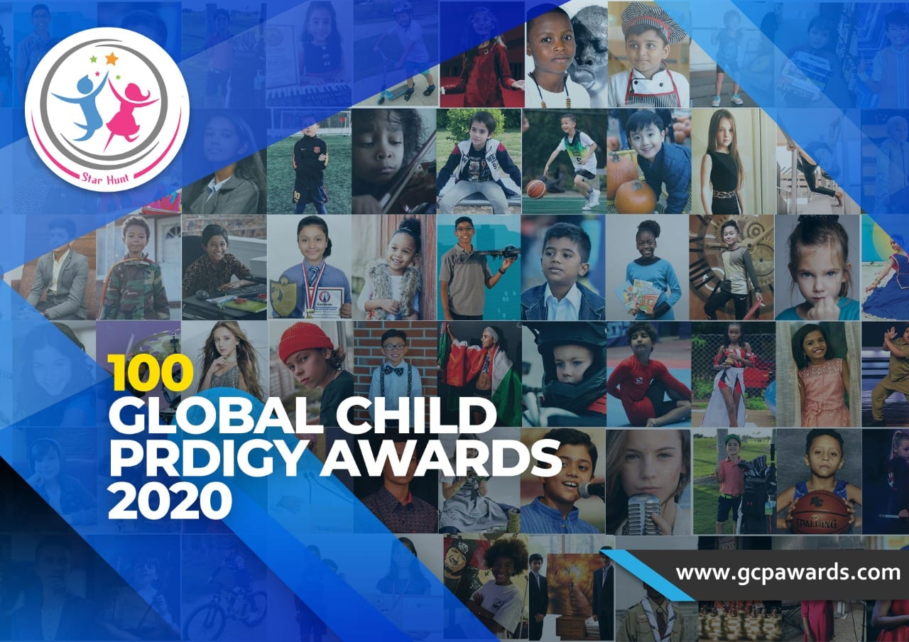 Global Child Prodigy Awards | World's First-Ever Child Prodigy Event
