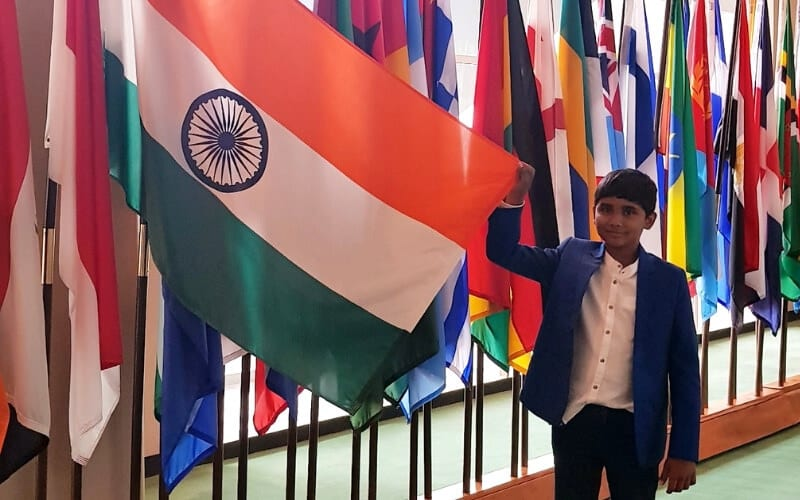 Anthemologist Who Can Sing 260 National Anthems | Yathaarth Murthy